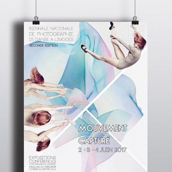 Créations graphiques : affiches, flyers, plaquettes, ...